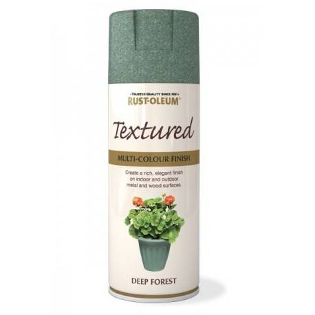 Vopsea Texturata Deep Forest 400ml