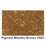 Pigment Metalic  Bronze 50Gr.