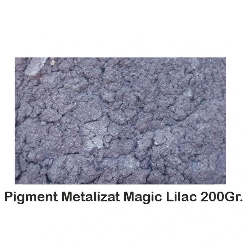 Pigment Metalic Violet Magic Lilac 200Gr.