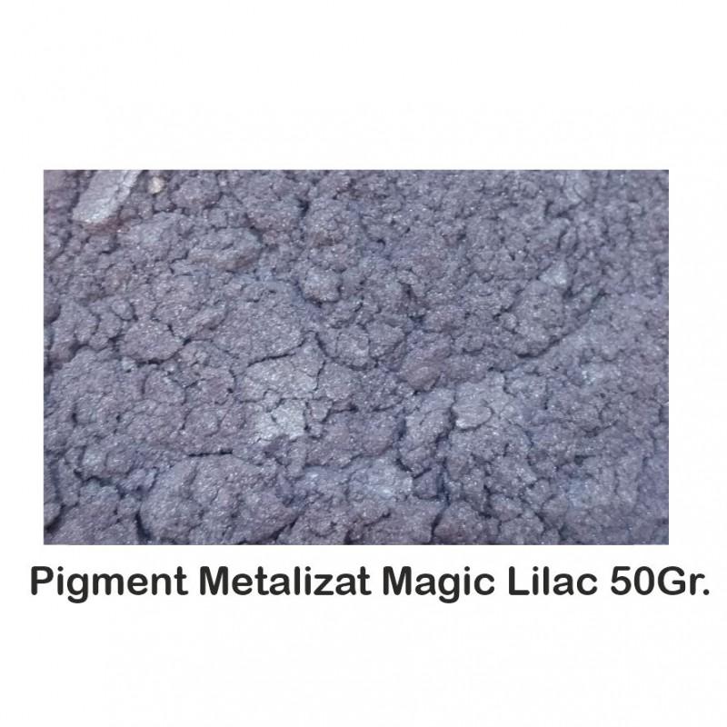 Pigment Metalic Violet Deschis Magic Lilac 50Gr