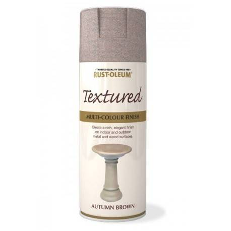 Vopsea Texturata Autumn Brown 400ml