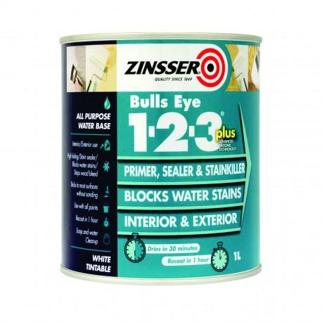 Amorsa Antimucegai Zinsser 1-2-3 Plus 1 Litru