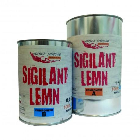 Sigilant Epoxidic pentru lemn 1.4Kg