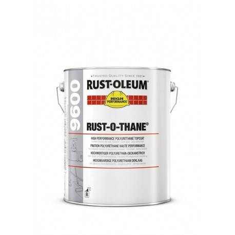 Lac Poliuretanic Transparent 9600 RUST-O-THANE 5 Litri