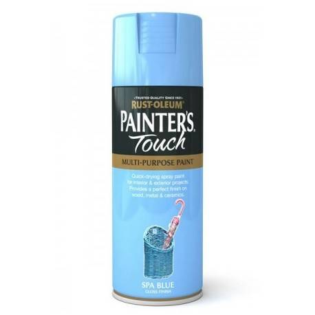 Vopsea Spray Painter's Touch Spa Blue