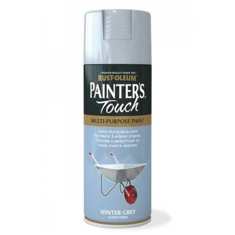 Vopsea Spray Painter's Touch Winter Grey 400ml