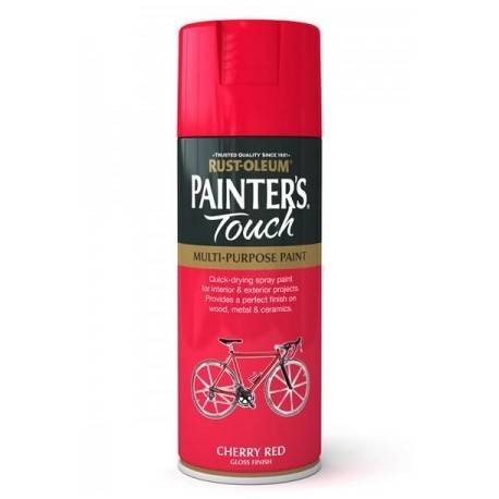 Vopsea Spray Painter's Touch Cherry Red 400ml