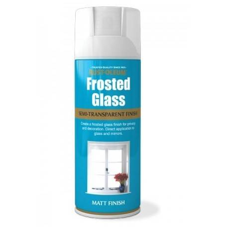 Spray Vopsea Matuire Sticla (Frosted Glass)
