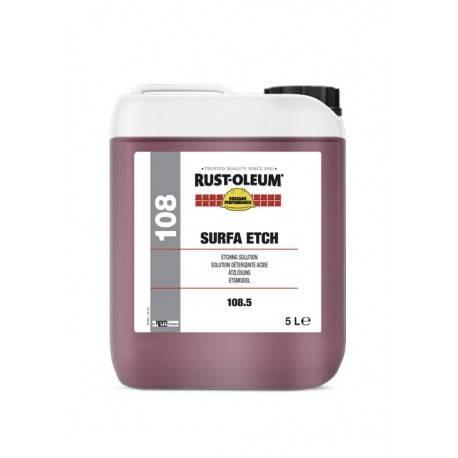 Solutie Sablare Metal, Beton, Aluminiu 108 SURFA ETCH