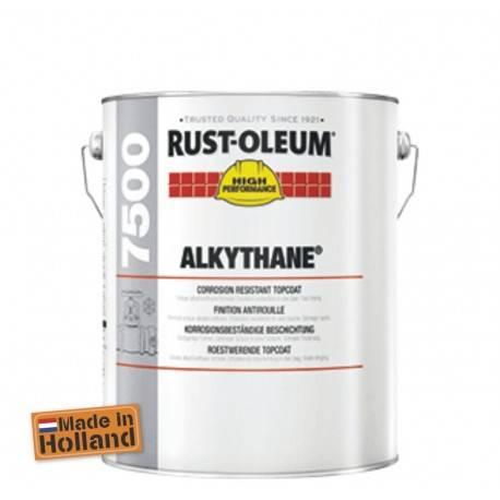 Vopsea Metal 7500 Alkythane Alb 5 Litri