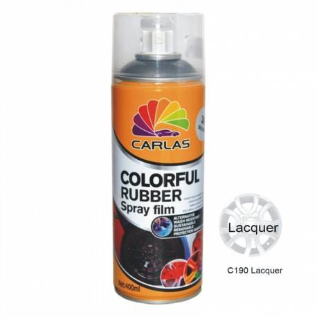 Lac Transparent Carlas Lucios 400ml