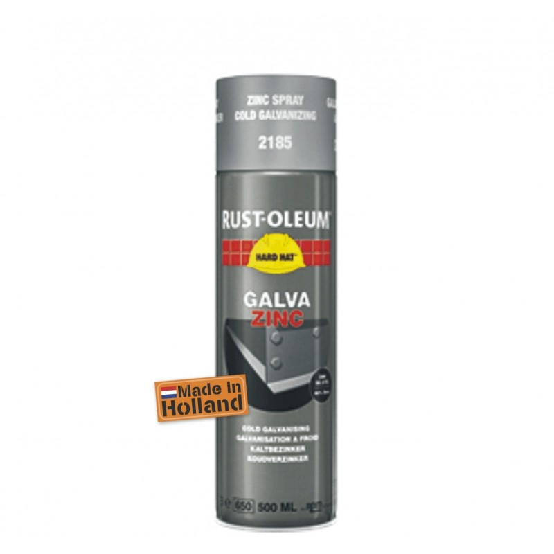 Vopsea Spray Galva Zinc