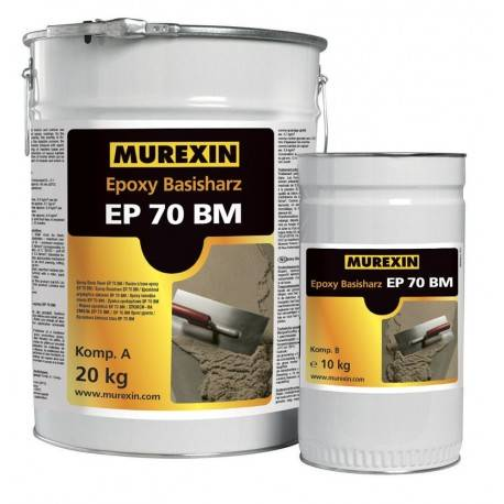 Rasina Epoxidica Transparenta EP 70 BM 30kg  Murexin