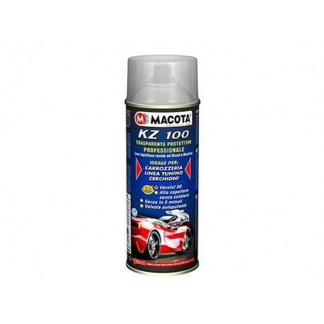 Lac Auto Transparent KZ100 Mat 400ml