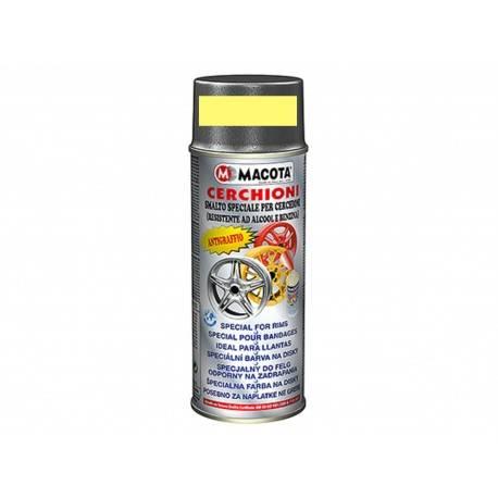 Vopsea Spray Jante Macota Auriu Metalizat 400ml