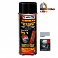 Vopsea Spray Temperaturi Inalte 800C Argintiu 400ml
