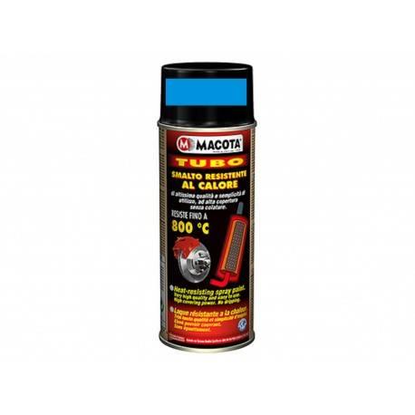 Vopsea Termorezistenta Albastra Spray - Temperaturi pana la 800 C